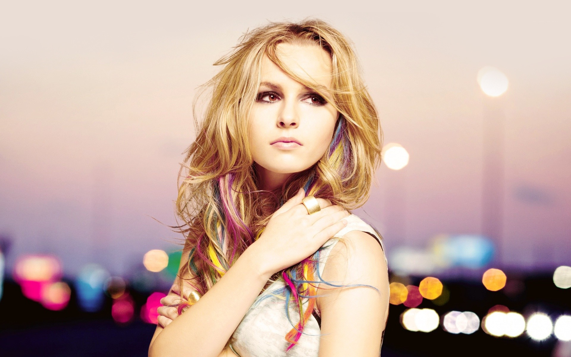 Bridgit Mendler - Ready Or Not {2012-Single}